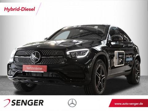 Mercedes-Benz GLC 300 de Coupé AMG Display digital Night