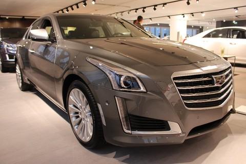 Cadillac CTS 2.0 Turbo Premium AWD