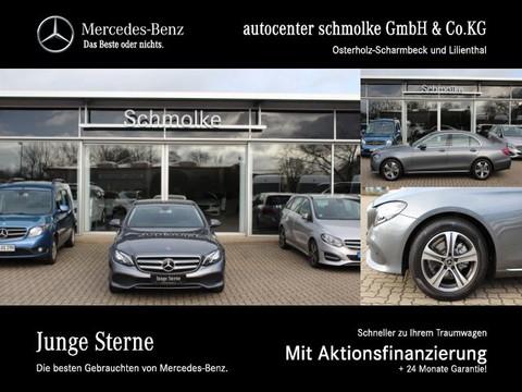 Mercedes-Benz E 200 d AVANTGARDE DISCTRONIC