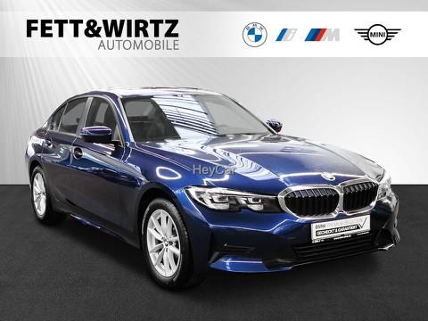 BMW 318 d GSD Leas 319 - o A