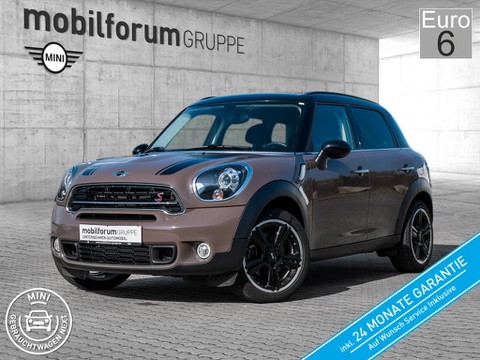MINI Cooper S Countryman undefined