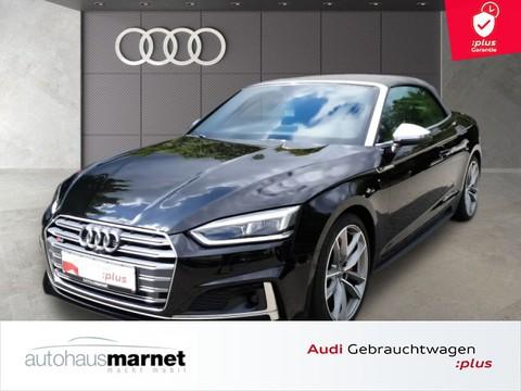 Audi S5 3.0 TFSI quattro Cabriolet Sitzbelüftung Magnetic Tour Stadt