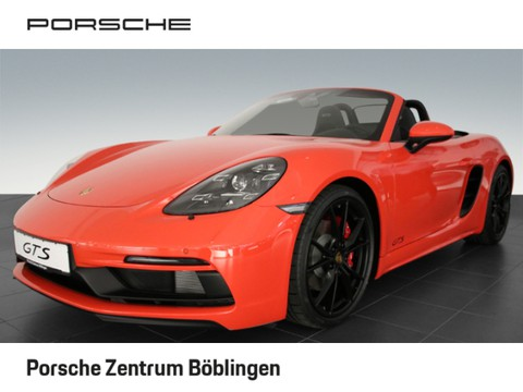 Porsche Boxster 718 GTS CONNECT PLUS SWA GT