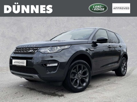 Land Rover Discovery Sport TD4 HSE Automatik
