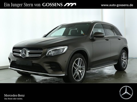 Mercedes GLC 300 AMG Excl