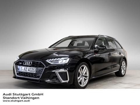 Audi A4 Avant S line 40 TFSI quattro