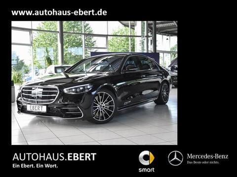 Mercedes-Benz S 450 Limousine lang AMG-Line Standheizg