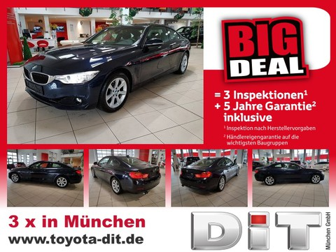 BMW 420 i xDrive Big Deal 5nJ