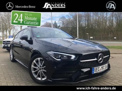 Mercedes-Benz CLA 200 d SB AMG Night Soundsys MBUX