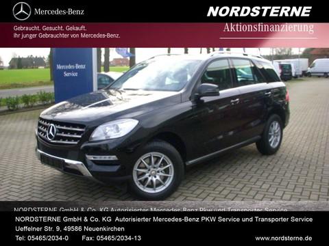 Mercedes ML 250 el Sitze