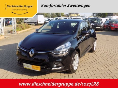 Renault Clio 1.2 16V 75 Limited heizung