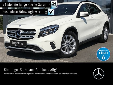Mercedes-Benz GLA 200 d STYLE BUSINESS