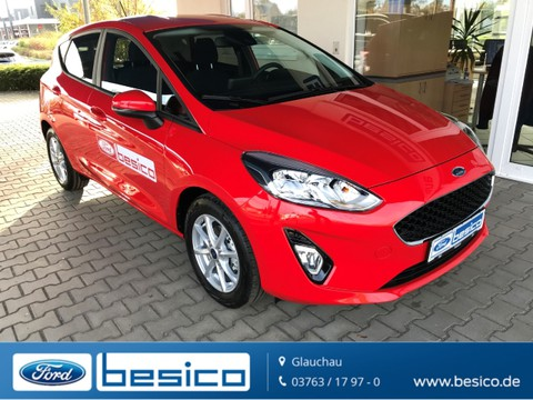 Ford Fiesta Cool & Connect Winter Paket
