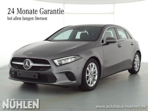 Mercedes-Benz A 200 d Kompaktlimousine Progressiv