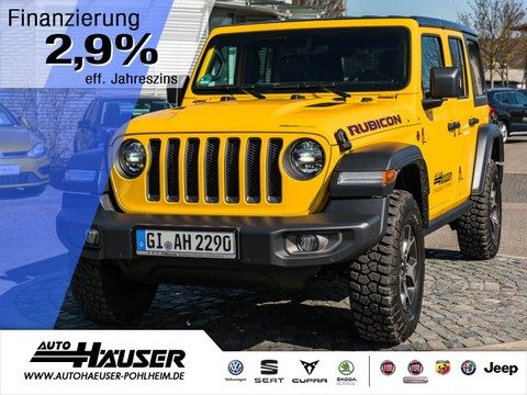 Jeep Wrangler 2.2 CRDi Unlimited JL Rubicon AT8