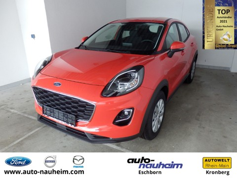 Ford Puma 1.0 Cool & Connect EcoBoost Wi Pkt Multif Lenkrad