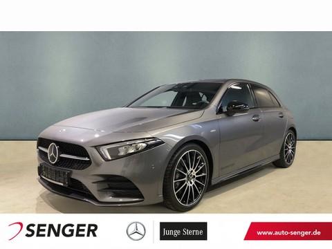 Mercedes-Benz A 200 d AMG Night