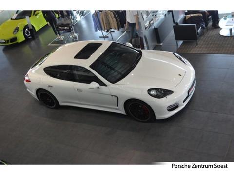 Porsche Panamera 4.8 Turbo ESPRESSO SITZBELÜFTUNG