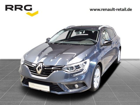 Renault Megane 1.3 GRANDTOUR 4 TCE 140 LIMITED DELUXE