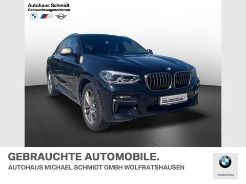 BMW X4 M40 i Galvanik