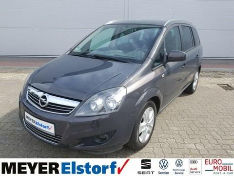 Opel Zafira 0.8 Family - nur 500 km