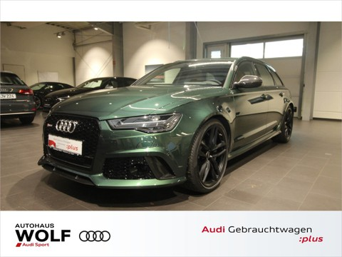 Audi RS6 4.0 TFSI Avant performance