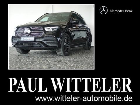 Mercedes-Benz GLE 400 d AMG E-Active