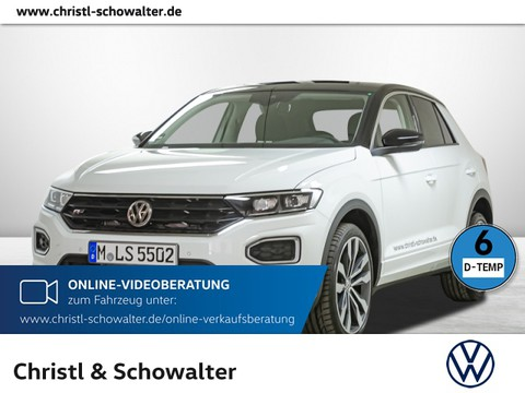 Volkswagen T-Roc 1.5 TSI R-Line UNITED OPF