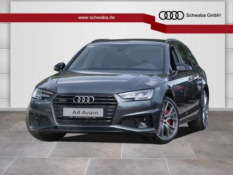 Audi A4 Avant 50 TDI qu S line BLACK