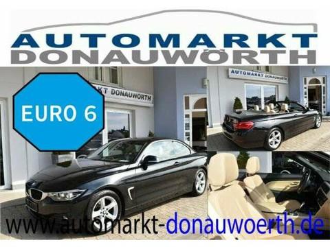 BMW 430 d Cabrio Advantage Sithzg