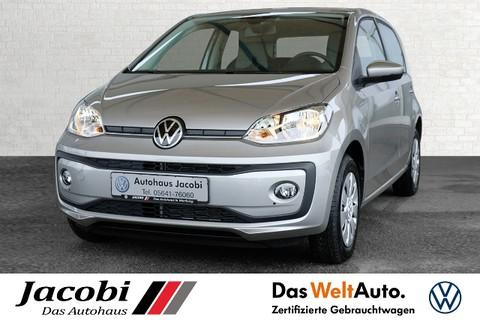 Volkswagen up move