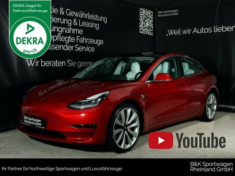 Tesla Model 3 Performance PREMIUM AUTOPILOT