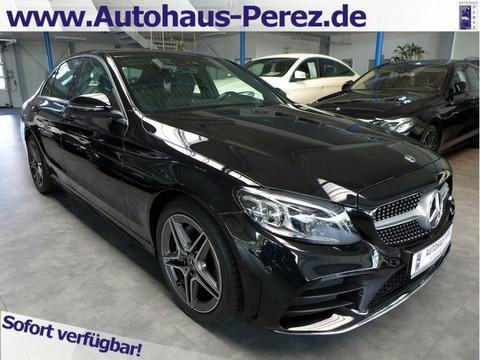 Mercedes-Benz C 220 d AMG LINE---AMBIENTE