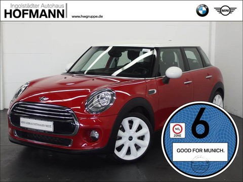 MINI Cooper 18LMR Pepper