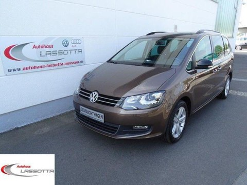 Volkswagen Sharan 2.0 TDI Match plus