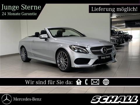 Mercedes-Benz C 220 d Cabrio AMG AIRCAP