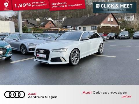 Audi RS6 4.0 TFSI quattro Avant performance