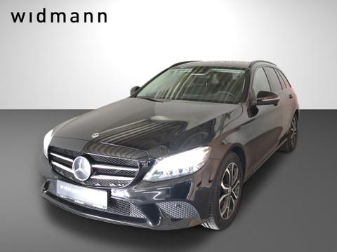 Mercedes-Benz C 200 d T Avantgarde Night
