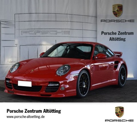Porsche 997 (911) Turbo Coupe Aerokit Approved