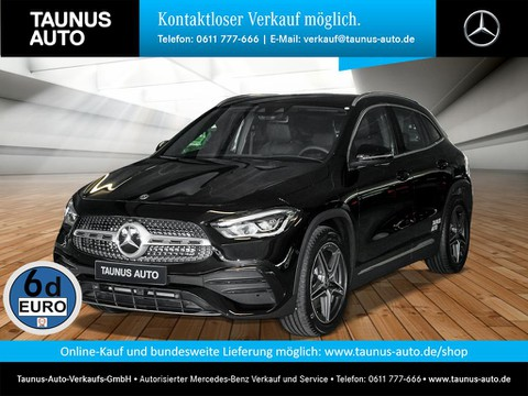 Mercedes-Benz GLA 220 d AMG BUSINESS MBUX UVP55400