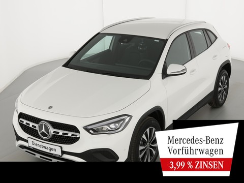 Mercedes-Benz GLA 180 STYLE 17 MBUX-ADVANCED