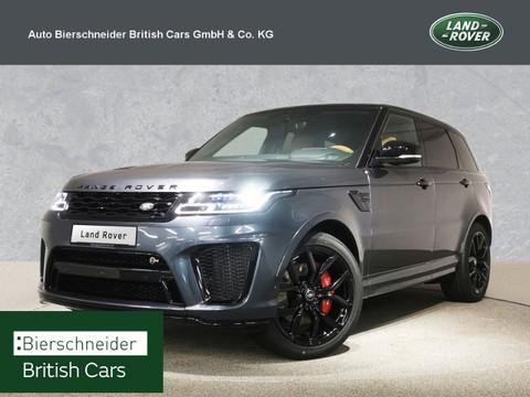 Land Rover Range Rover Sport SVR ANHÄNGERKUPPLUNGSPAKET