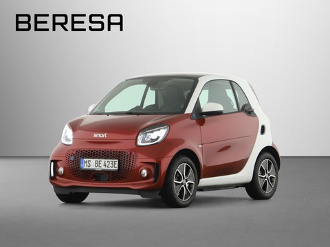 smart ForTwo EQ Passion 22kW-Lader D