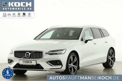 Volvo V60 T6 AWD Inscription POLESTAR BOWERS °