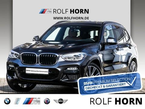 BMW X3 xDrive20d M Sportpaket 21 Indiv