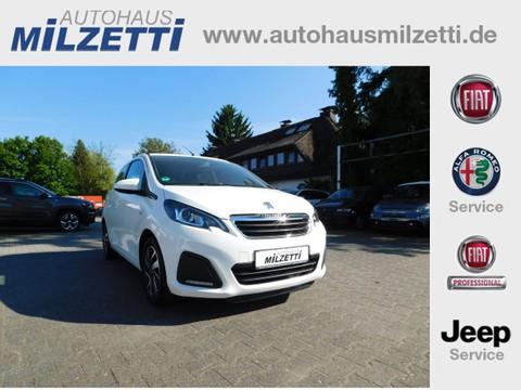 Peugeot 108 1.0 TOP ACTIVE e-VTi 89mtl EL