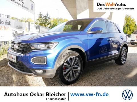 Volkswagen T-Roc 1.5 TSI Sport EU6d-T Parks