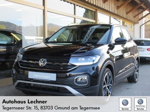 Volkswagen T-Cross 1.0 TSI Style -