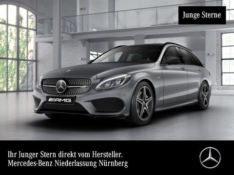 Mercedes-Benz C 43 AMG T Perf-Abgas Burmester Night