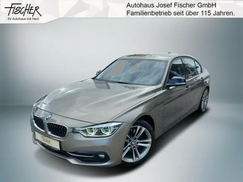 BMW 325 d Sport Line Prof DriveA H&K